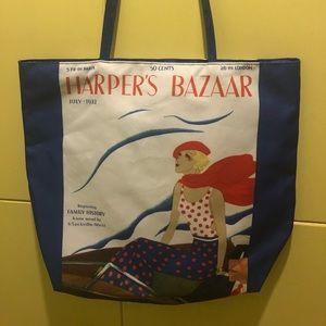 Estee Lauder Harper's Bazaar tote